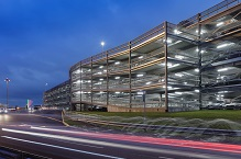 Kingspan car parks