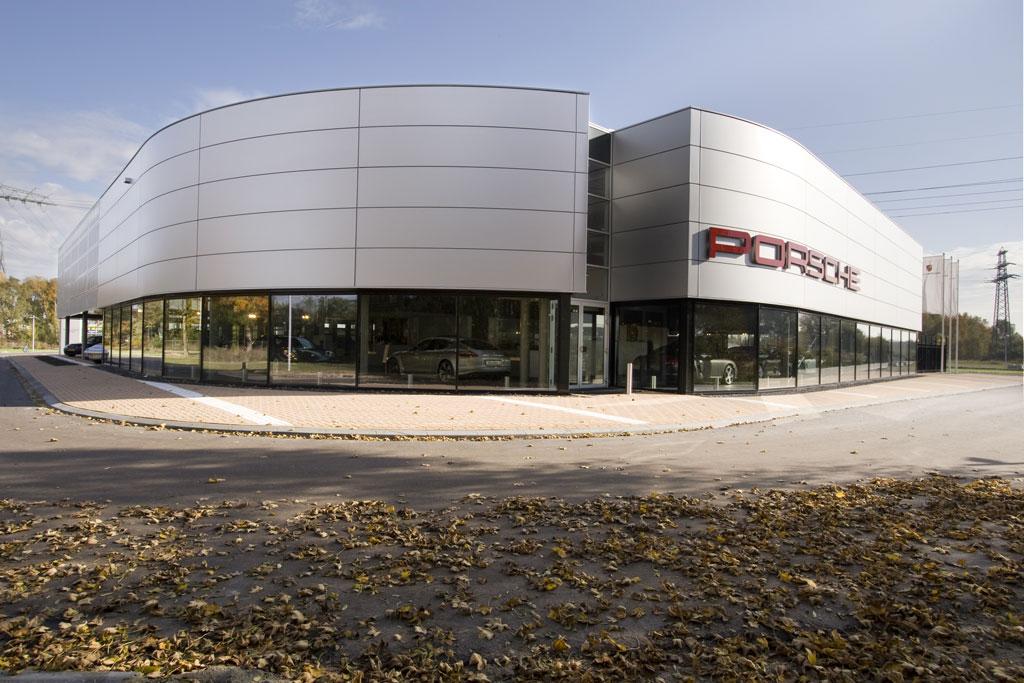 Porsche Centre Groningen Industry