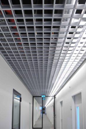 Metal Structures Centre Aluzinc 174 Industry