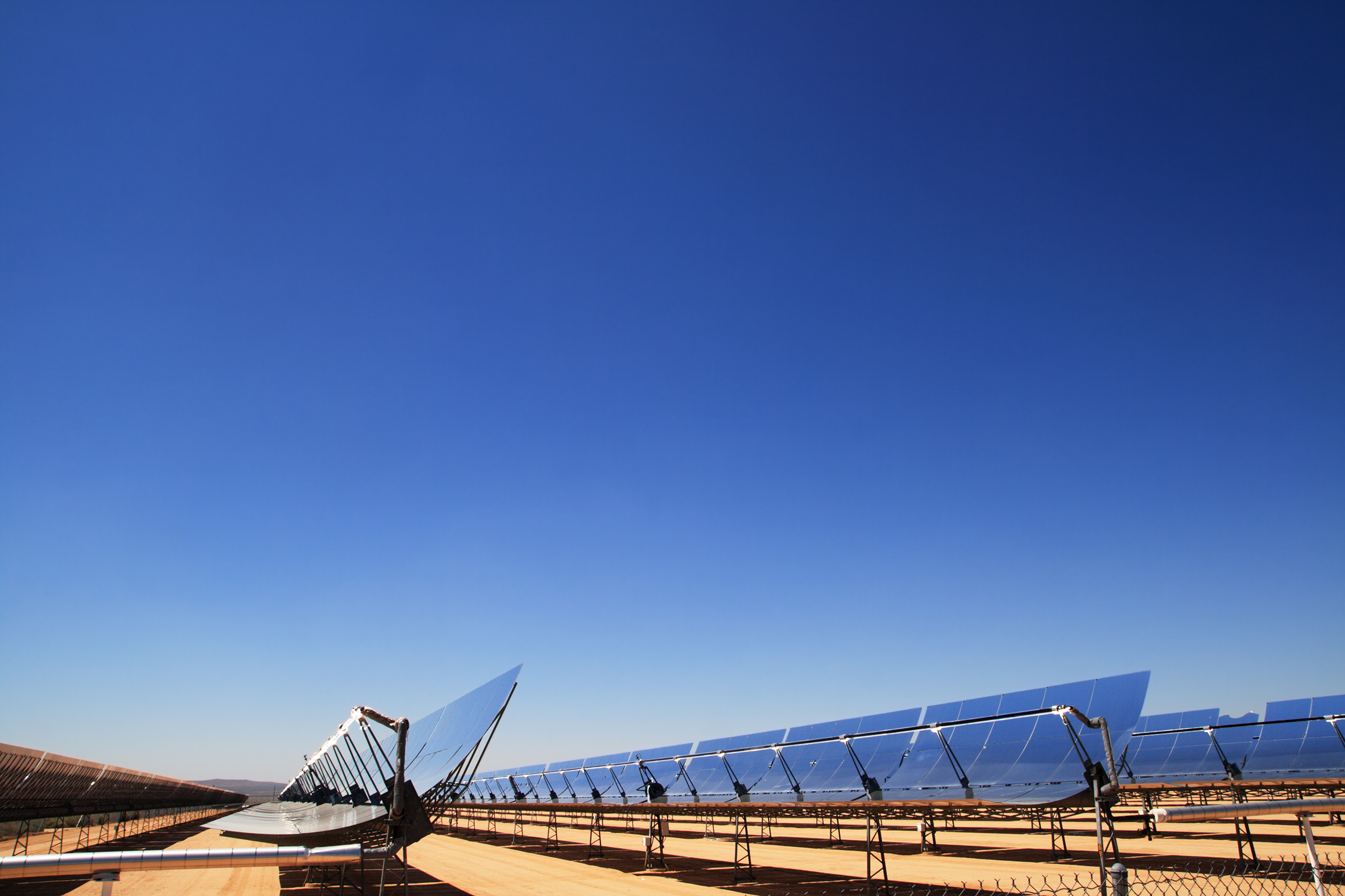 Solar Energy Generation Systems Industry